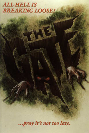movie poster for The Gate