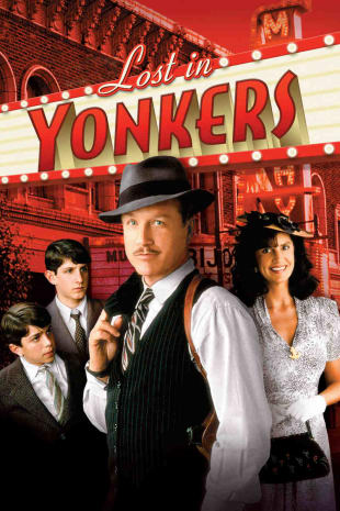 movie poster for Lost in Yonkers