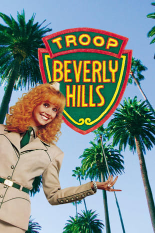 movie poster for Troop Beverly Hills