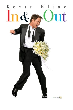 movie poster for In & Out