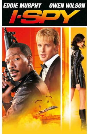 movie poster for I Spy