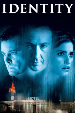 movie poster for Identity (2003)