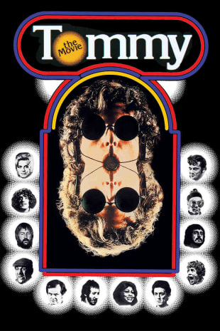 movie poster for Tommy (1975)