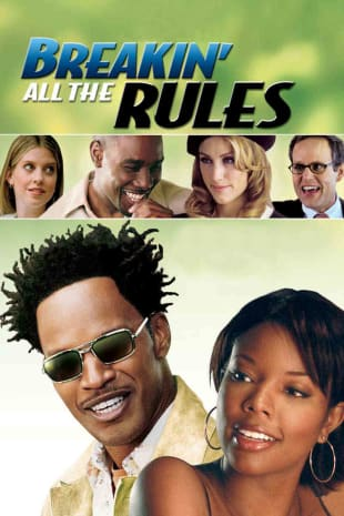 movie poster for Breakin' All The Rules