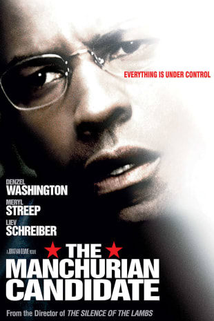 movie poster for The Manchurian Candidate