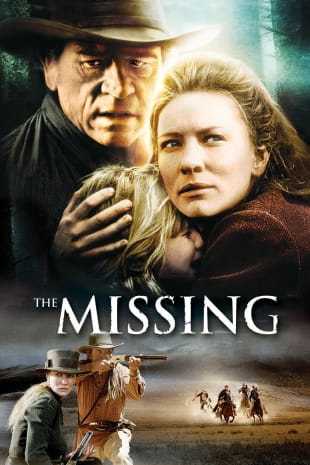 movie poster for The Missing