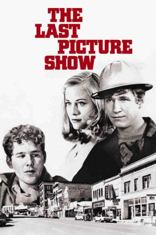 movie poster for The Last Picture Show