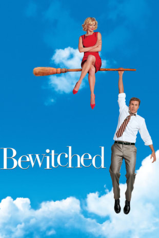 movie poster for Bewitched
