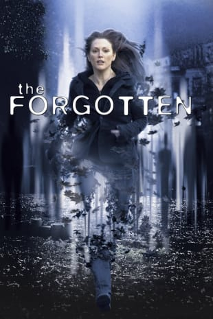 movie poster for The Forgotten (2004)