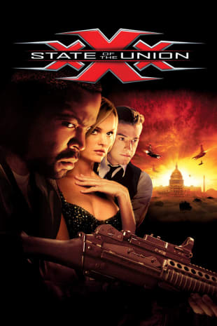 movie poster for XXX: State Of The Union