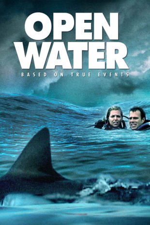 movie poster for Open Water