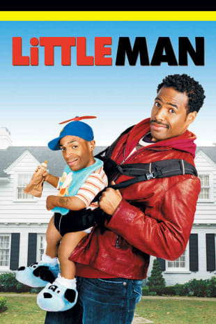 movie poster for Little Man