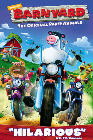 movie poster for Barnyard: The Original Party Animals