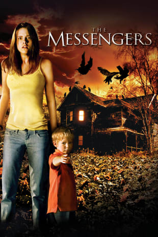 movie poster for The Messengers