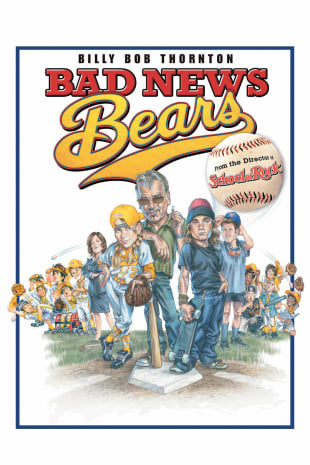 movie poster for Bad News Bears