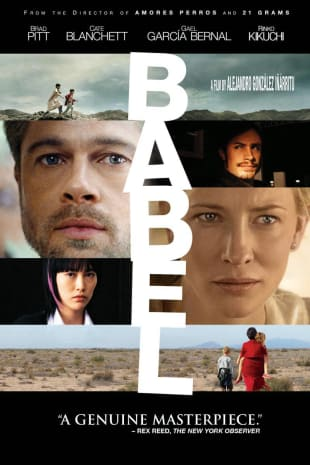 movie poster for Babel