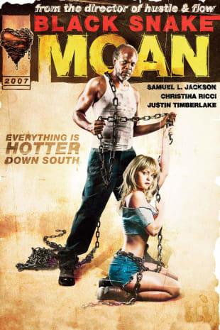 movie poster for Black Snake Moan