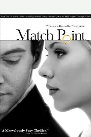 movie poster for Match Point (Par)