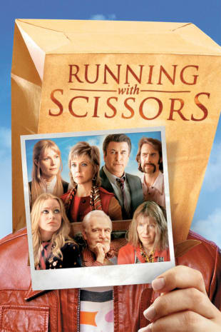 movie poster for Running With Scissors