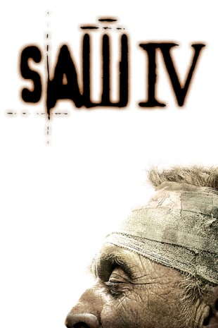 movie poster for Saw IV
