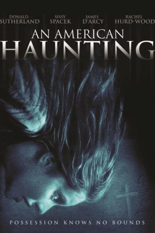 movie poster for AN American Haunting