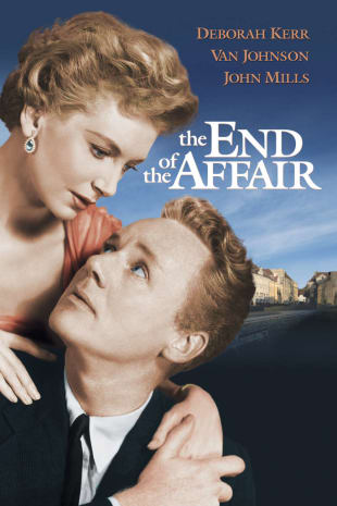 movie poster for The End Of The Affair