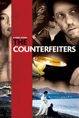 movie poster for The Counterfeiters