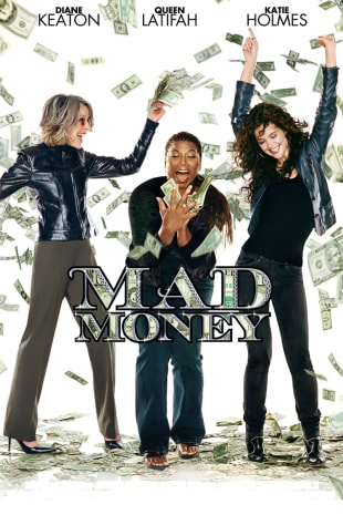 movie poster for Mad Money