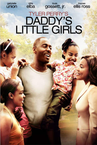 movie poster for Tyler Perry's Daddy's Little Girls