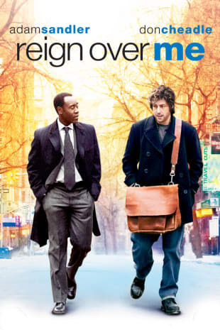 movie poster for Reign Over Me