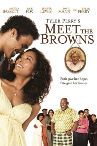 movie poster for Tyler Perry's Meet The Browns