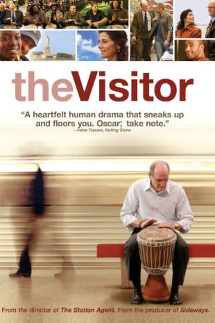 movie poster for The Visitor