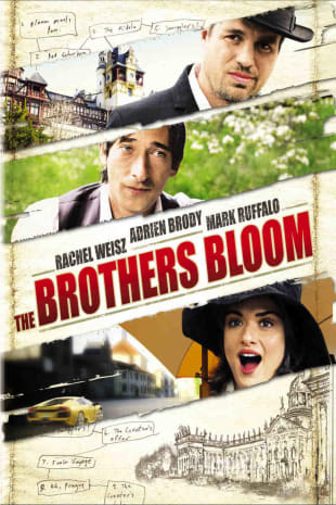 movie poster for The Brothers Bloom