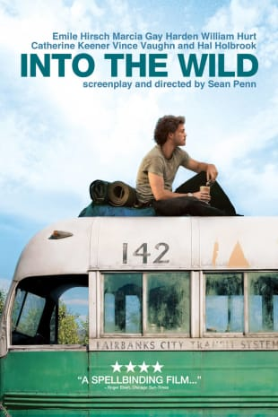 movie poster for Into The Wild