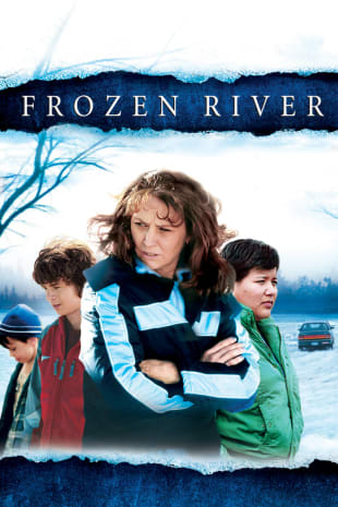 movie poster for Frozen River