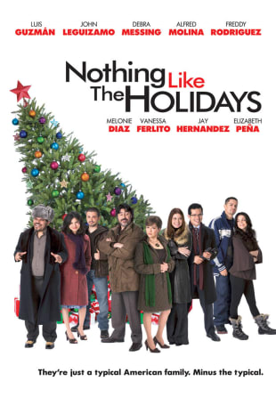 movie poster for Nothing Like The Holidays