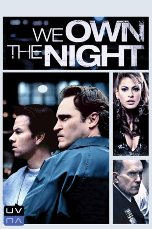movie poster for We Own The Night