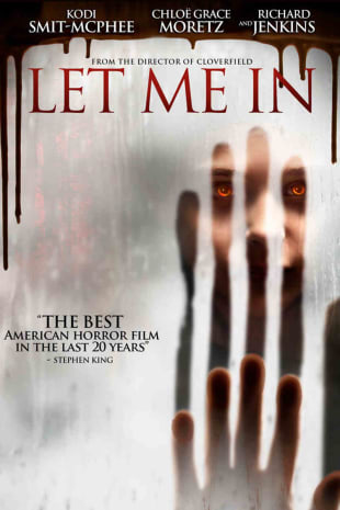 movie poster for Let Me In