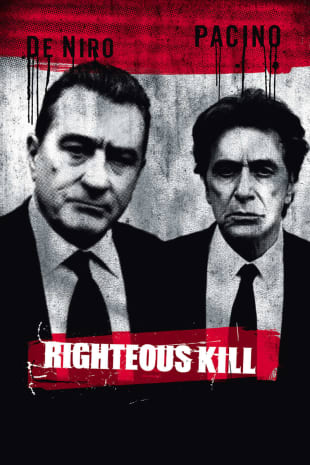 movie poster for Righteous Kill