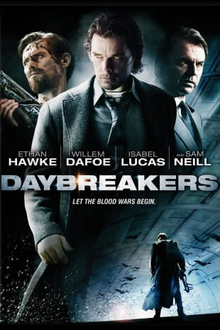 movie poster for Daybreakers