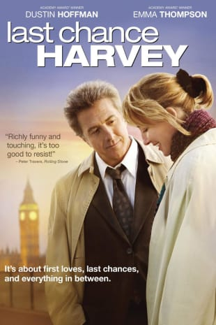 movie poster for Last Chance Harvey