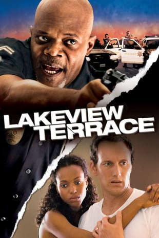 movie poster for Lakeview Terrace