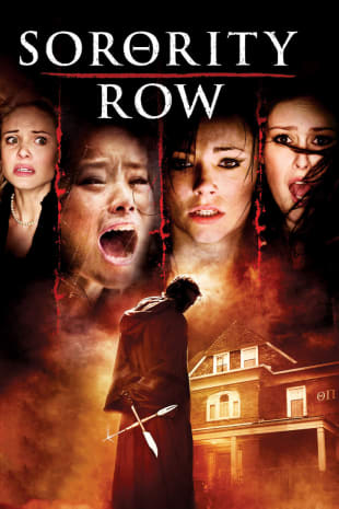 movie poster for Sorority Row