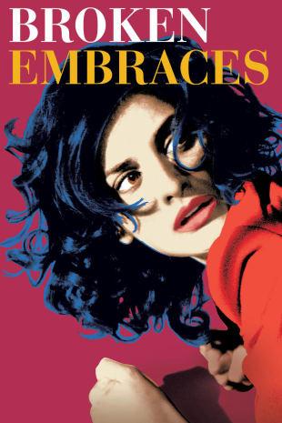 movie poster for Broken Embraces (Los abrazos rotos)