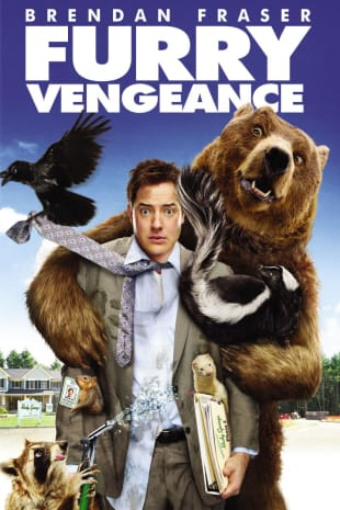 movie poster for Furry Vengeance
