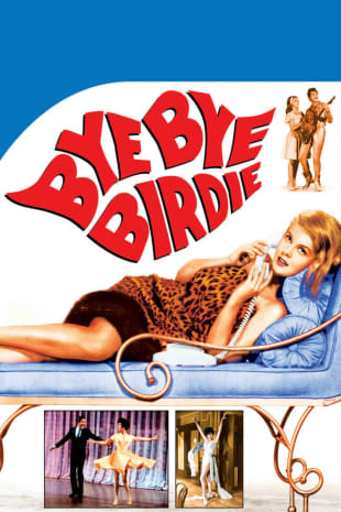 movie poster for Bye Bye Birdie