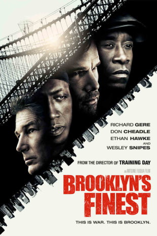 movie poster for Brooklyn's Finest