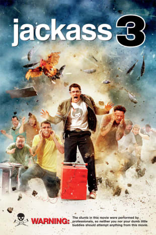 movie poster for Jackass 3