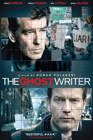 movie poster for The Ghost Writer