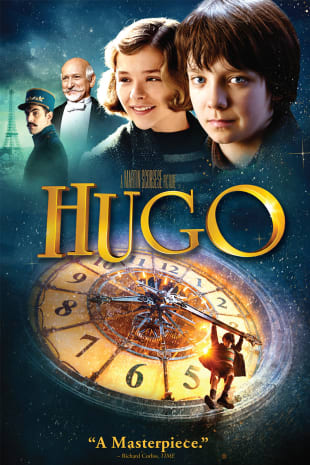 movie poster for Hugo (2011)